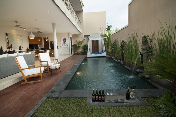 3 bedroom villa beautiful bali villas kuta bali