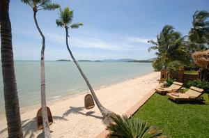 Bringing a touch of class to beachfront living on Samui