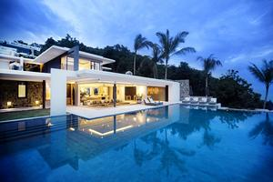 Tempting and promising villa