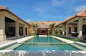 Traditional Bali and Modern Design