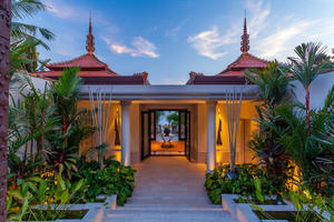 The Luxurious Villa With Andaman Sea View