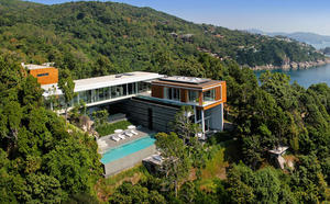 Luxurious Villa in Phuket