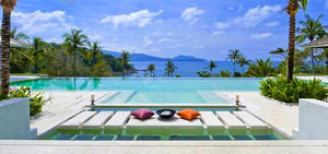 Ocean View Private Villa in Phuket