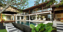 Villa Adenium - Stylish and Contemporary Villa