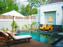 Villa Cempaka - Spacious Open Plan Living Gili Villas