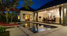 Kamuela Villas Seminyak - Romantic One Bedroom Villa Close to Eat Street