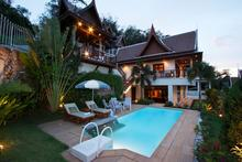 Baan Yin Dee - Astounding 4 Bedroom Villa Overlooking Patong Bay