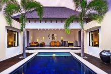 The Seminyak Suite  - Three Bedrooms Fascinating Villa in Seminyak