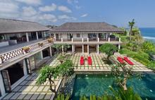 Villa Awang Bali - 4-Bedroom Beachfront Villa At Cliff's Edge