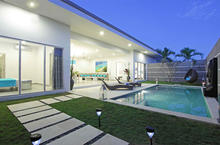 2 Bedroom - Modern Minimalist yet Affordable Seminyak Villa