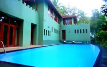 Tropical Retreat - Serenity of Tropical Garden in Galle