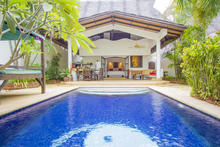 2 Bedroom Tropical Pool Villa - A Truly Beach House At The Prestigious Beach Residences