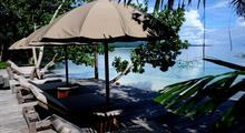 Master Villa - Delightful 2-Bedroom Beachfront Hut - 6