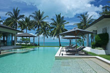 Baan Asan - 5 Bedroom Beachfront Villa with Gorgeous Poolside Rooms