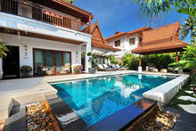 Baan Chaaba - Beautifully Furnished 2 Story Villa
