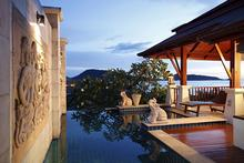 Villa Cattleya C5B - 2 Bedroom Villa in Patong with Endless View