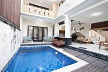 Surya Mas Villa Type C Private Pool - Modern 3 Bedrooms in Double Six