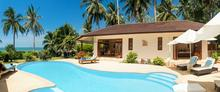 Baan Nam Thalay - A Beautiful Beachfront Villa At Laem Sor