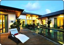 Mandala Villa 8 - Find a serenity on the pool area