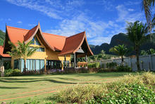 Chaba - Krabi Luxury Villa with a Full Hotel Service