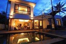 Frangipani Pool Villa - 3 Bedroom Contemporary Tropical Villa