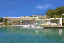 Villa 1 - Spectacular Villa with Extravagant View