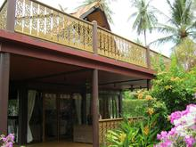 Villa P6 - Thai Style 4 Bedroom Villa Near The Beach