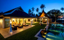Villa Wayu and Sila - A Huge Luxurious Villa