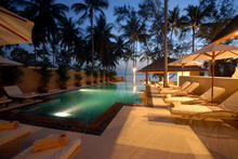 Baan Ora Chon - Beachfront 5 Bedroom villa with amazing views of the famous Five Islands