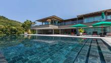 Tropical Palace - Immense 18 Bedroom Villa