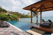 Baan Feung Fah - Luxurious 4 Bedroom Beachfront Villa