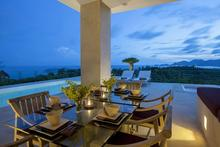 Baan Fan Noi - Supremely Stylish Luxury Hillside Villa - 16