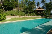 Waterfall Villa - Private Tropical Villa in Laem Set