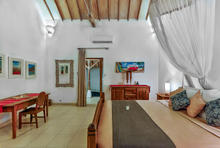 Villa Damai Kecil - A Magnificent 3 Bedroom Villa with Balinese Style - 19
