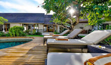 Villa Damai Kecil - A Magnificent 3 Bedroom Villa with Balinese Style - 2