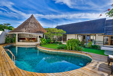 Villa Damai Kecil - A Magnificent 3 Bedroom Villa with Balinese Style - 6