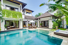 Villa Cempaka - Charming and Comfortable 3 Bedrooms Villa