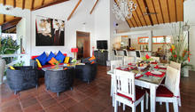 Villa Fendi - Balinese Villa with Large Open Space  - 5