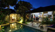 Villa Fendi - Balinese Villa with Large Open Space  - 3