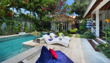 Villa Fendi - Balinese Villa with Large Open Space  - 1