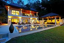 Coral Villa - Imposing and Dramatic Jungle View