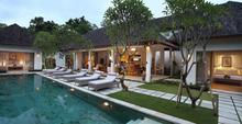 Villa Bali Asri Three Bedroom - Traditional Balinese 3 Bedroom Villa