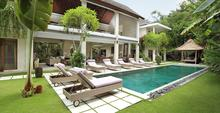 Villa Bali Asri Four Bedroom - Living with Art in 4 Bedroom Villa
