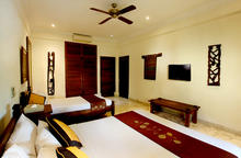 Villa Lalu Three Bedrooms - Three bedrooms Balinese Villa - 13