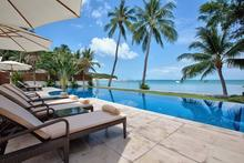 Baan Tawantok Villa 1 - Intriguing 5 Bedroom Beachfront Villa