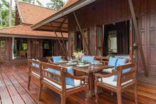 Ban Sairee - Thai Style 7 Bedroom Beachfront Villa - 4