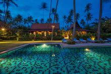Ban Sairee - Thai Style 7 Bedroom Beachfront Villa - 34