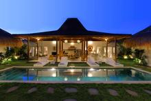 Villa Aksara - A beautiful villa in the heart of Oberoi - 1