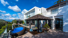 Bluesiam Villa - Large Luxury Villa Overlooking Surin Beach