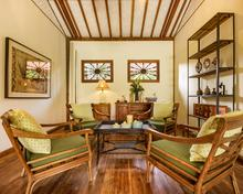 Villa Desa Roro Estate - Traditional Luxurious and Rustic Wooden 7 BR Villa in Tranquil Canggu - 13